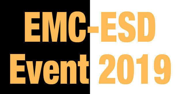 EMC-ESD-EVENT 2019 logo